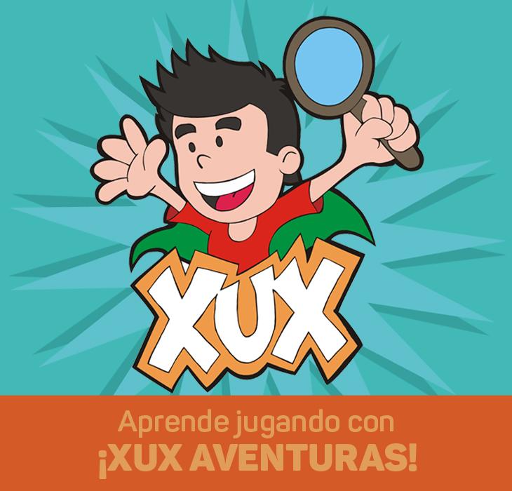 Aprende jugando con Xux