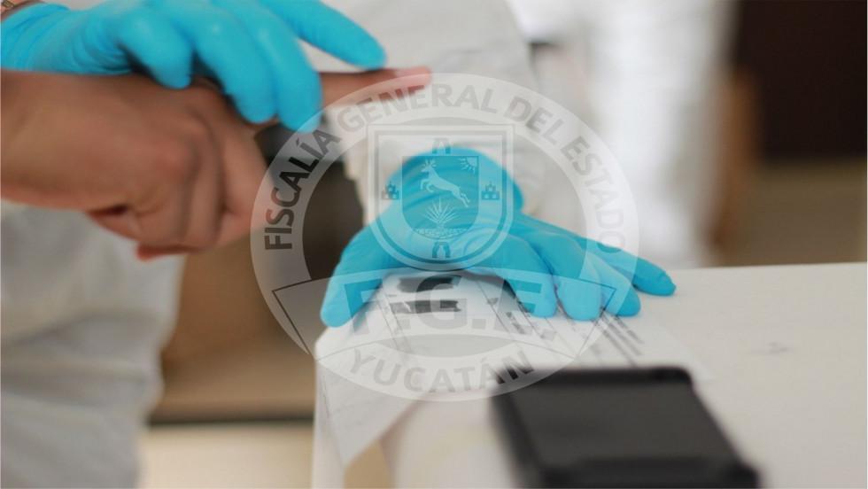 Brazalete electrónico para imputado por lesiones