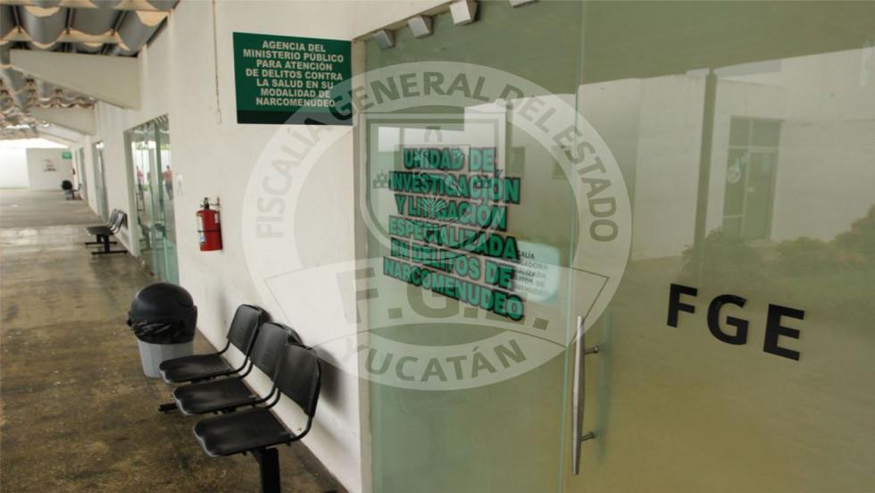 Localizador electrónico para dos involucrados en narcomenudeo