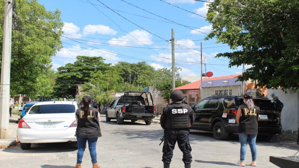 Dos detenidos y aseguramiento de droga tras operativo conjunto FGE-SSP