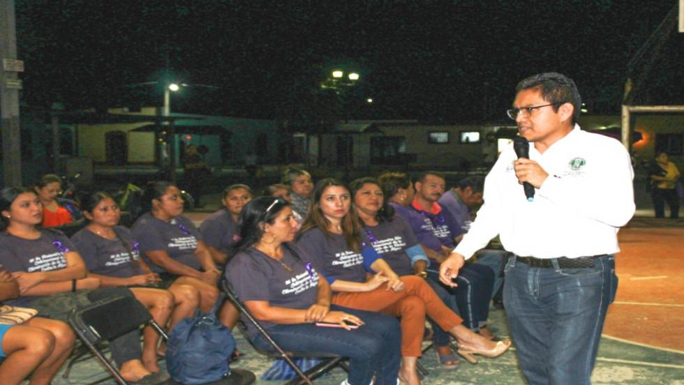 FGE extiende a municipios acciones de prevención de violencia de género