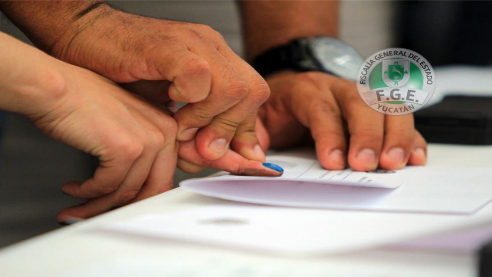Dos imputados por robo en Chuburná de Hidalgo