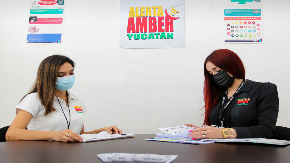 Apoyo ciudadano, clave en la eficacia de Alerta Amber