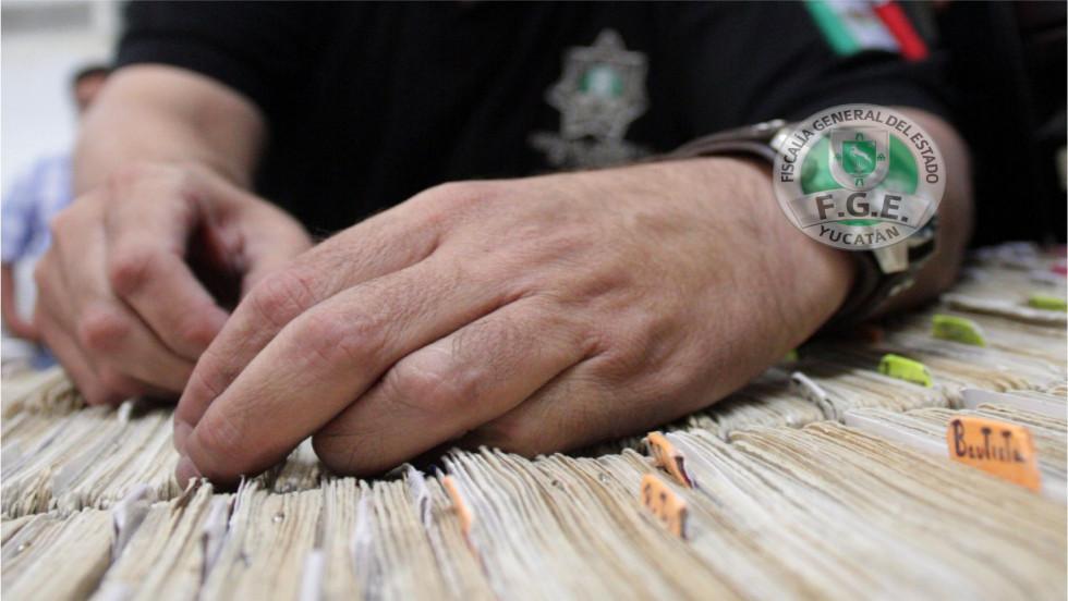 Formulan imputación a involucrado en delitos contra la salud