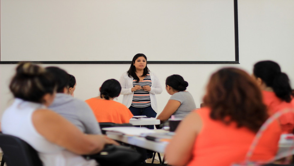 Fiscalía promueve el fortalecimiento de la mujer mediante curso intensivo de empoderamiento