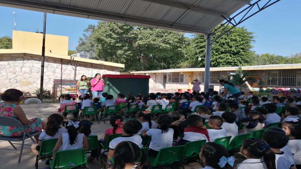 """Programas de prevención del delito en el jardín preescolar """"Carmen Cosgaya Rivas"""""""