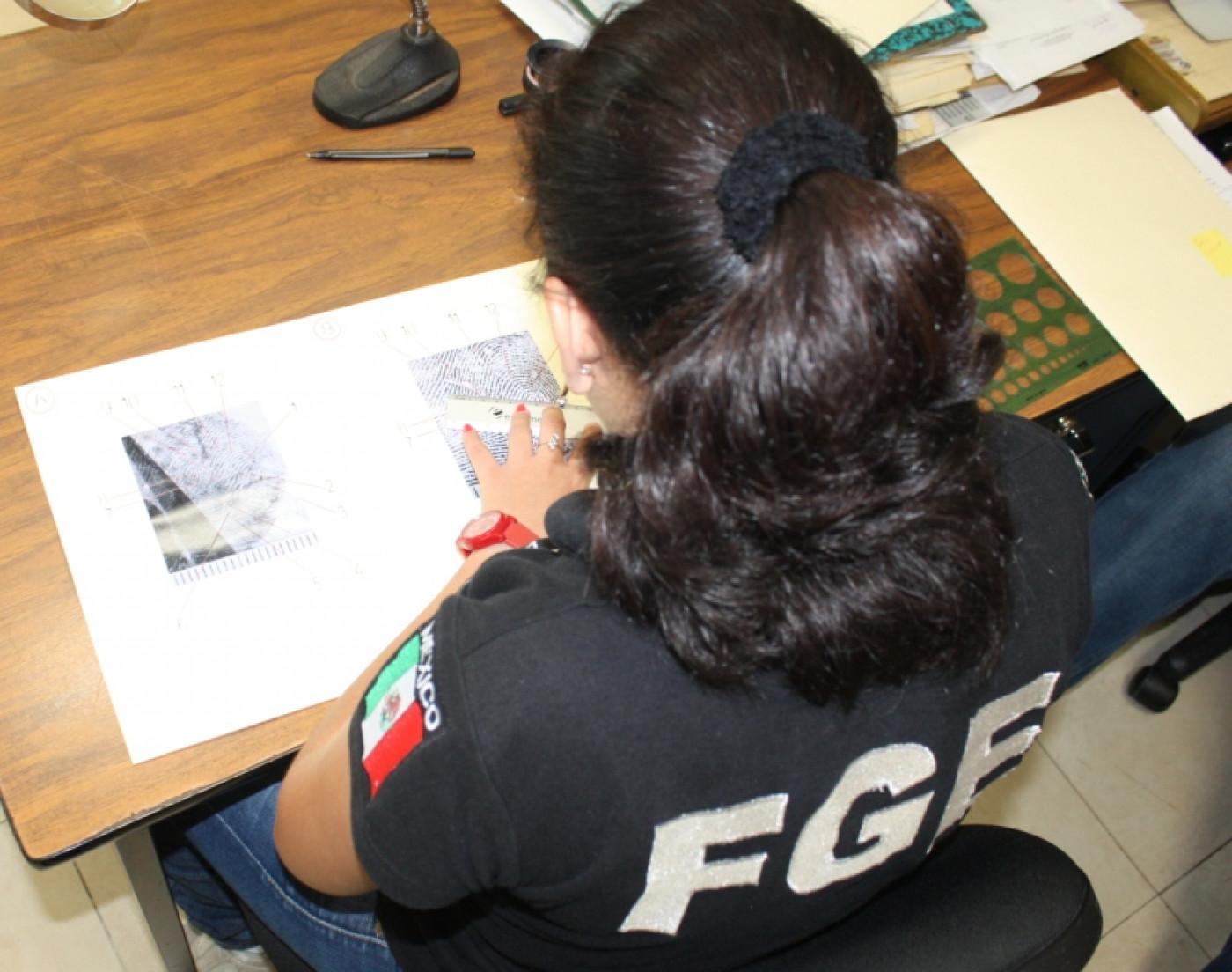 Recibe laboratorio de la Fiscalía certificación internacional
