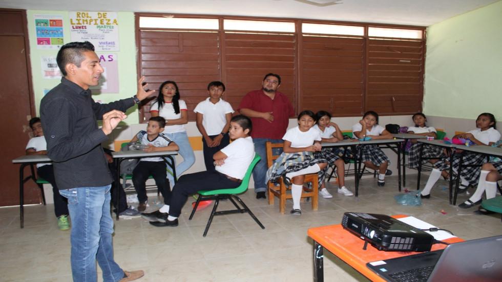 Programas de prevención del delito en la población El Cuyo.