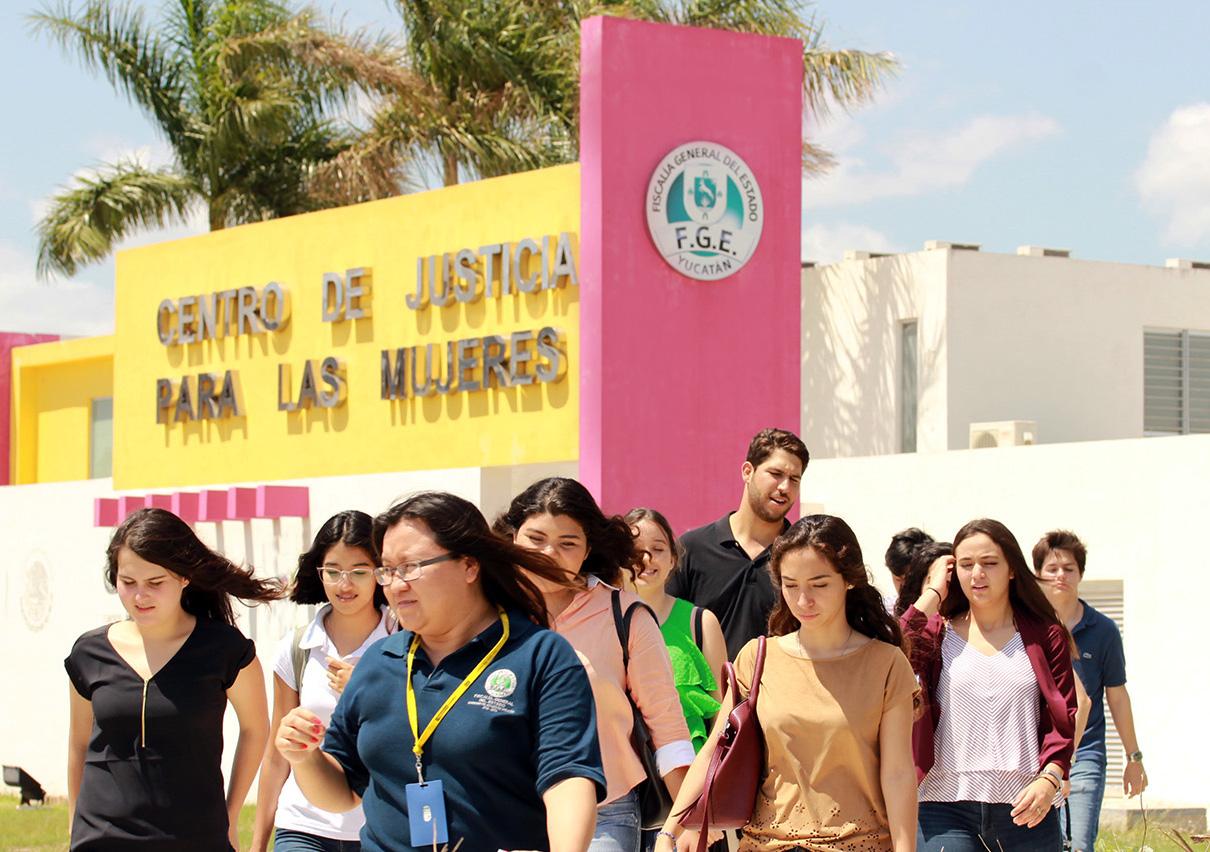 Certifica Conavim a Centro de Justicia para las Mujeres de Yucatán
