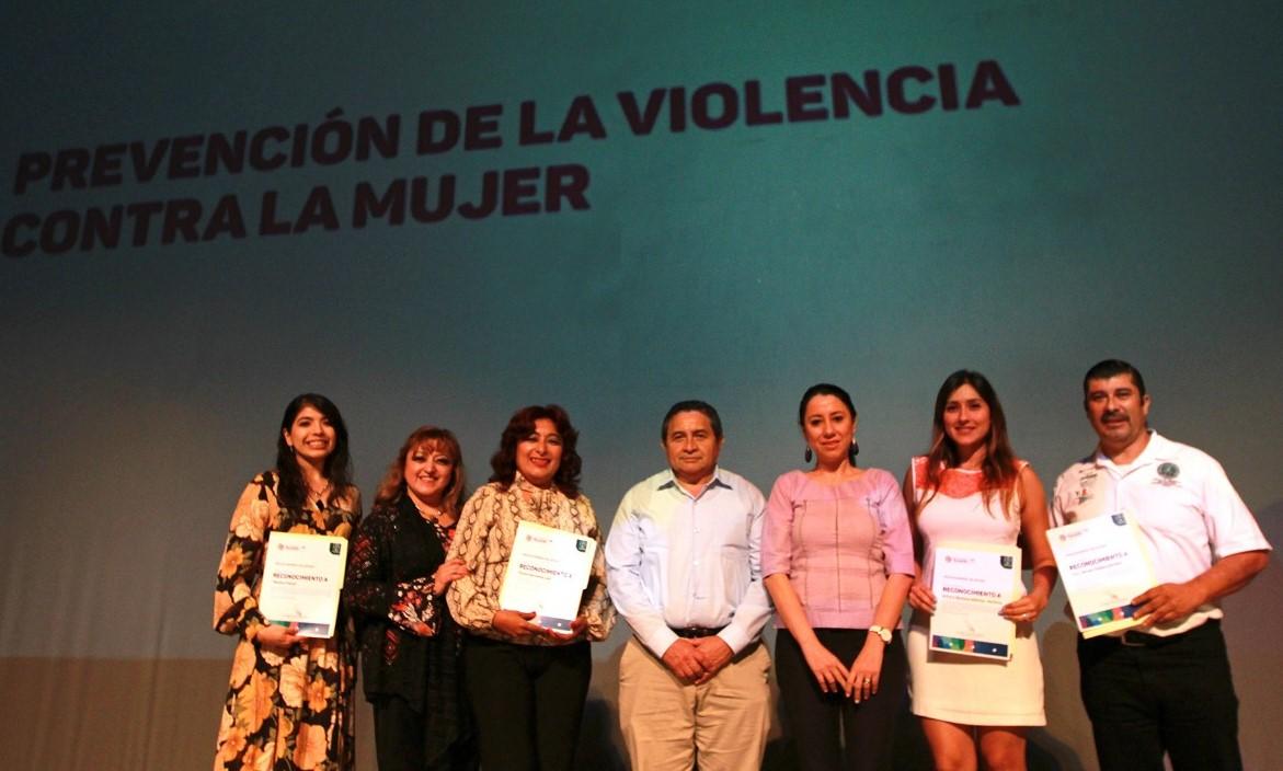 Jornada de la Mujer, contra la violencia