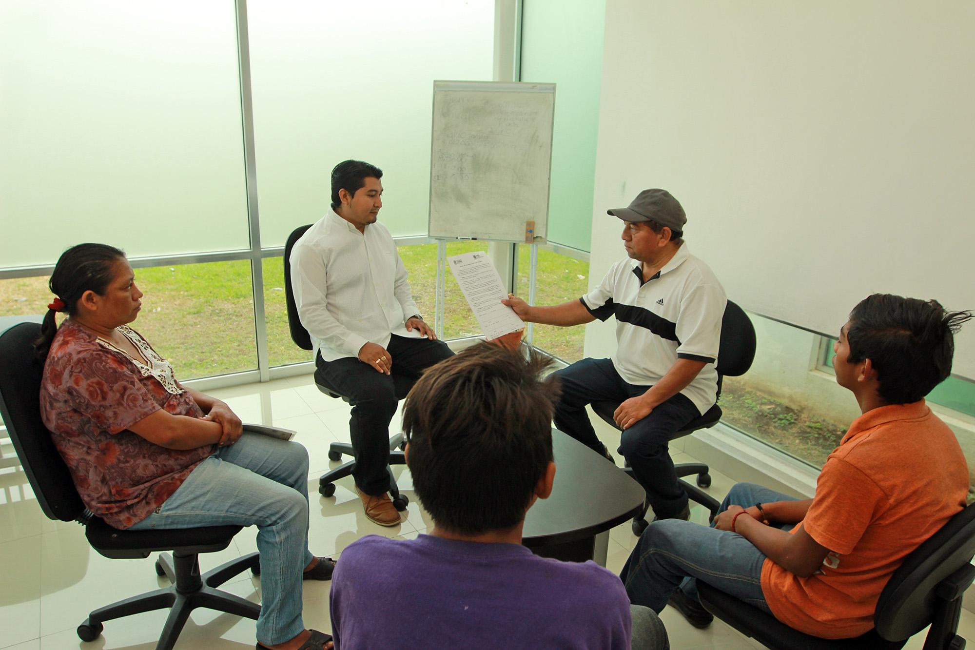 Yucatán avanza en mediación como vía para solución de denuncias