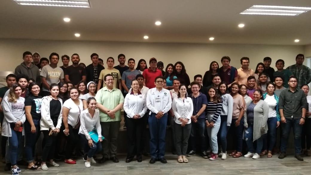 Visita a la Universidad Vizcaya