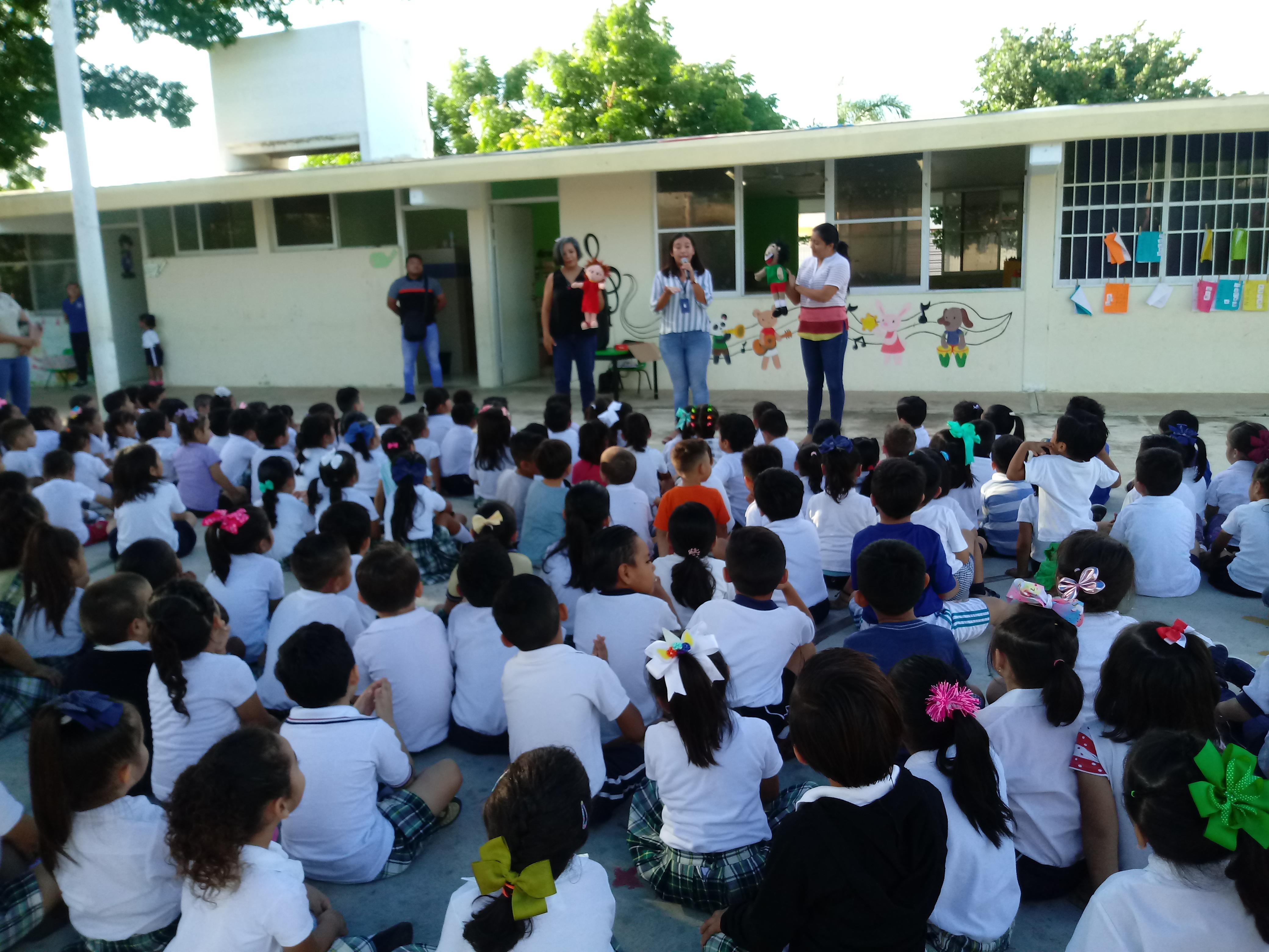 Programas de Prevención del Delito en el preescolar Nely Ojeda Fernández de Rendón